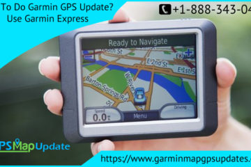 How To Do Garmin GPS Update Use Garmin Express