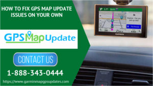 GPS Map Update
