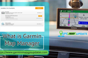 Garmin Map Manager
