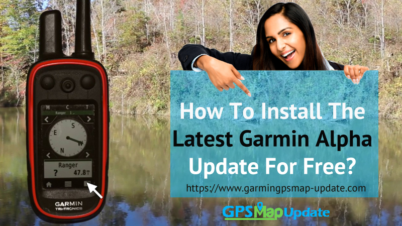 Garmin Alpha Update