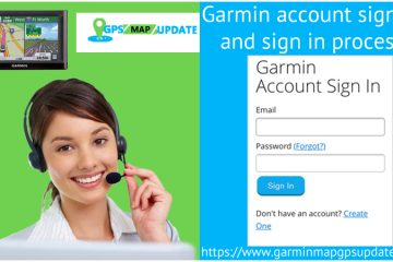 Garmin Login Account