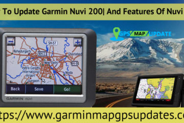 Garmin map update