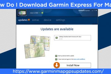 Garmin Express For Mac